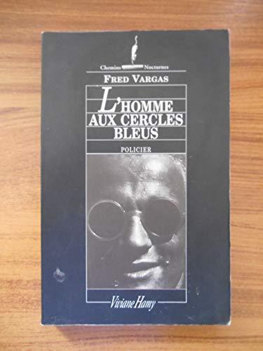 9782840111658: L'homme aux cercles bleus (Policier)