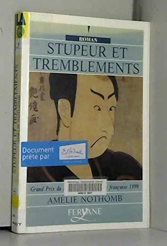 9782840113591: Stupeur et tremblements
