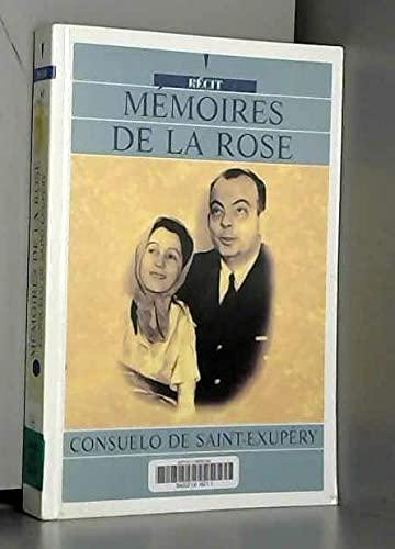 9782840113867: mémoires de la rose