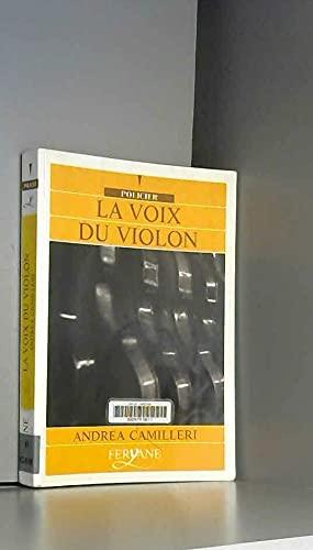 9782840114338: La voix du violon
