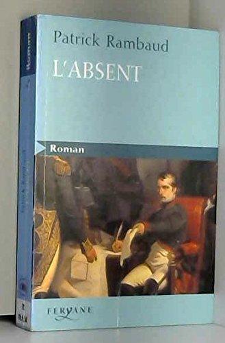 L'absent: Rambaud, Patrick