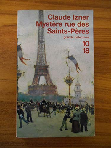 9782840115793: Les Enquêtes de Victor Legris, tome 1: Mystère rue des Saint-Pères