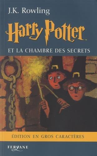 HARRY POTTER II ET LA CHAMBRE DES: ROWLING