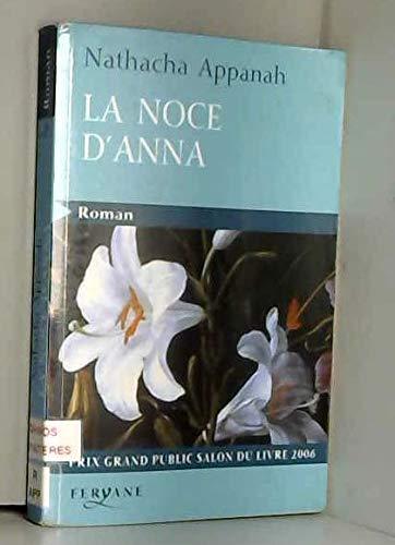 9782840117087: La noce d'Anna