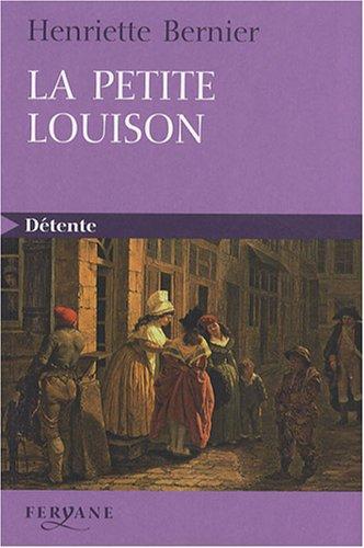 9782840118442: La petite Louison
