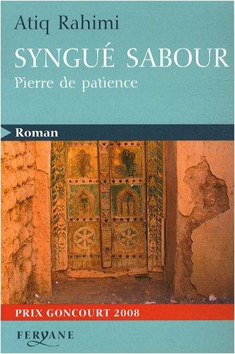 9782840118886: Syngué Sabour : Pierre de patience