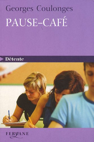 9782840119050: Pause-Caf�