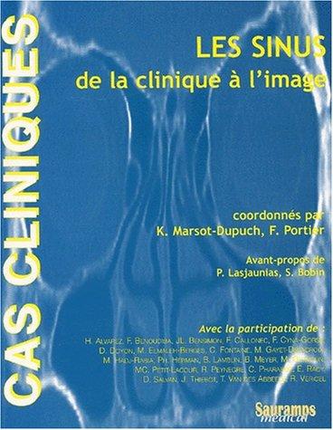 SINUS DE LA CLINIQUE A L IMAGE -LES-: MARSOT DUPUCH