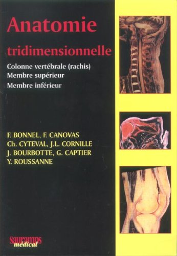 ANATOMIE TRIDIMENSIONNELLE: COLLECTIF