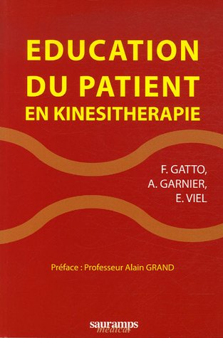 9782840235033: Education du patient en kin�sith�rapie