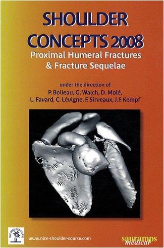 Shoulder Concepts 2008 (French Edition): Pascal Boileau