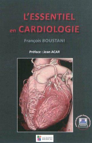 l'essentiel en cardiologie: François Boustani