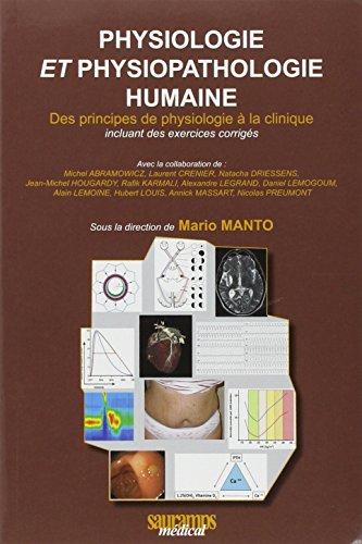 physiologie et physiopathologie humaine: Mario Manto
