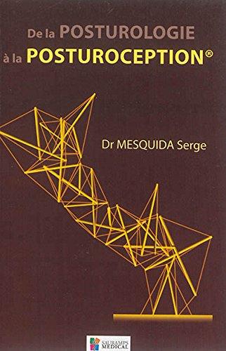 De La Posturologie A La Proprioception: Mesquida S