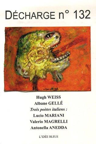 Dà charge, N° 132 dà cembre 2006: Hugh Weiss