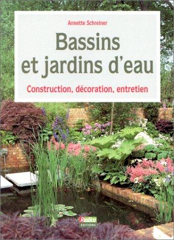 9782840380450: Bassins et Jardins d'eau