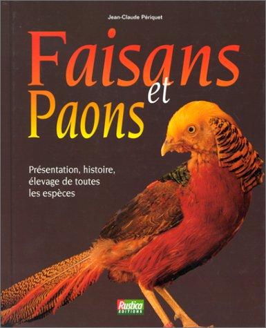 9782840381266: Faisans et paons