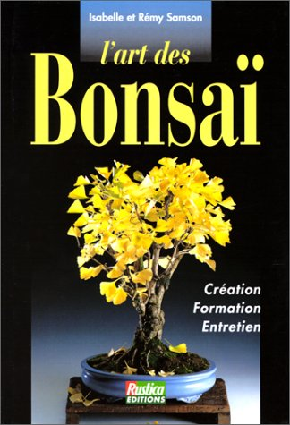 9782840381587: L'Art des Bonsa� : Cr�ation, formation, entretien