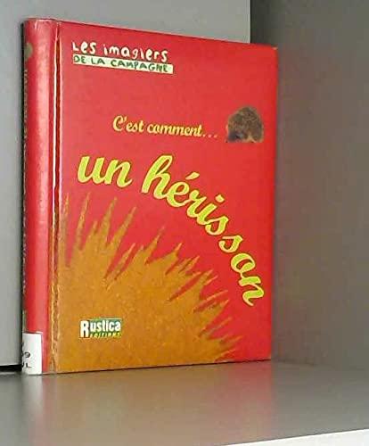 9782840384434: Les Imagiers de la Campagne, tome 9 : Le Hérisson