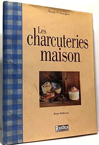 9782840384656: Les Charcuteries maison