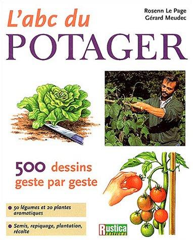 9782840386193: L'abc du potager
