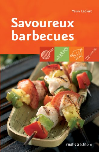 9782840387466: savoureux barbecues