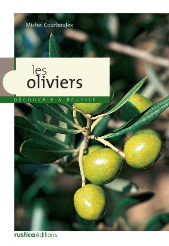 9782840389101: Les oliviers