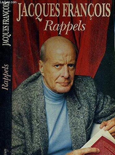 9782840410225: Rappels
