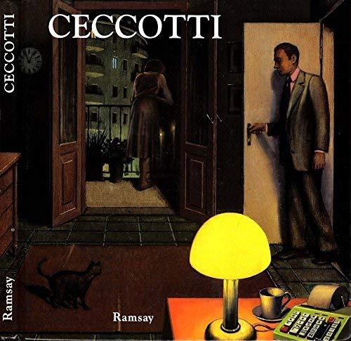 9782840410263: Sergio Ceccotti: Peintures (Visions) (French Edition)