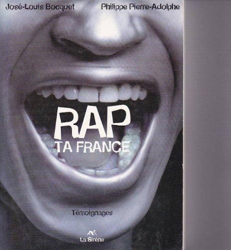 9782840452355: Rap ta France