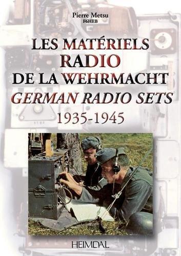 9782840481812: German Radio Sets 1935-1945