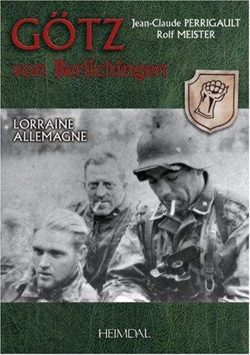 9782840481997: Götz von Berlichingen: Lorraine Allemagne (English, French and German Edition)