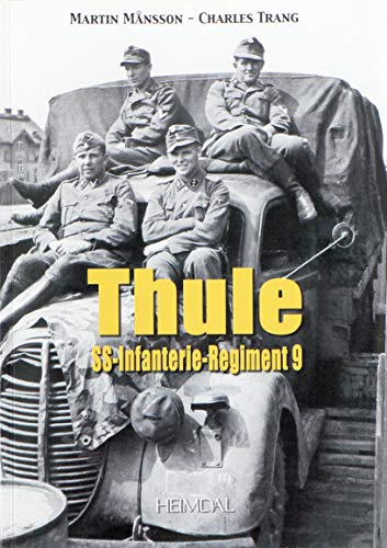 SS Regiment Thule (9782840482475) by Trang, Charles