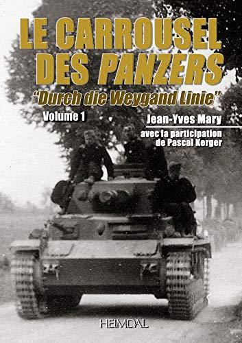 9782840482901: Le Carrousel Des Panzers