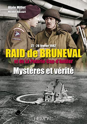 RAID DE BRUNEVAL ET DE LA POTERIE-CAP-D'ANTIFER: Millet, Alain