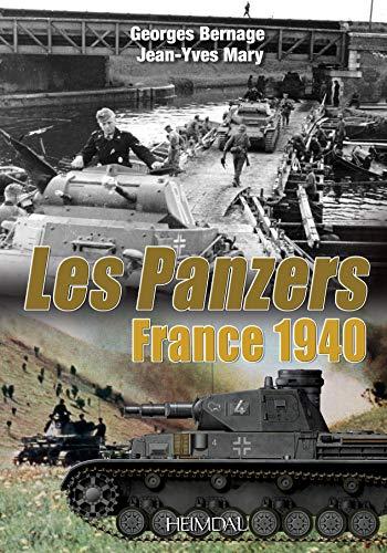 9782840483175: France 1940 : Les Panzers