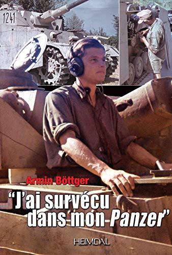 9782840483366: J'ai surv�cu dans mon Panzer