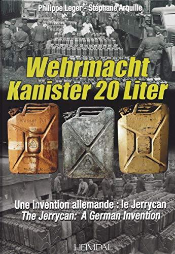 WEHRMACHT KANISTER 20 LITER: LEGER ARQUILLE