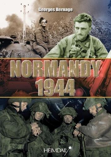 9782840483731: Normandy 1944