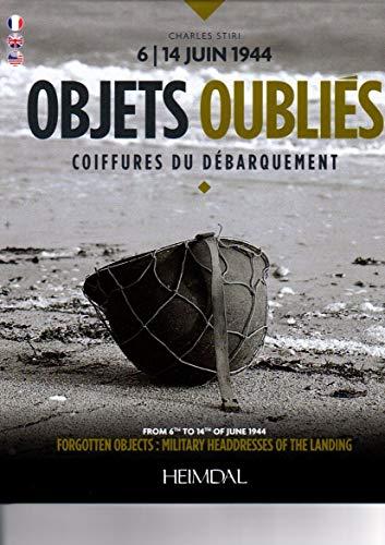 9782840484318: Objets oubliés: Coiffures du débarquement (English and French Edition)