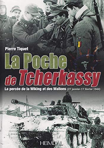 POCHE DE TCHERKASSY - LA-: TIQUET PIERRE