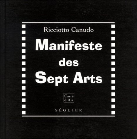 9782840490524: MANIFESTE DES SEPT ARTS (French Edition)