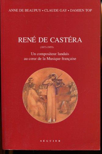 9782840494102: Rene de Castera