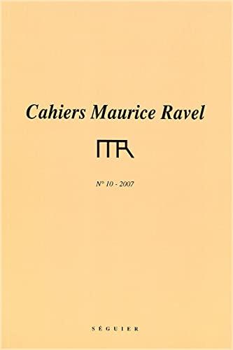 Cahiers Maurice Ravel Abebooks