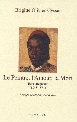 9782840495383: Le peintre, l'amour, la mort (French Edition)