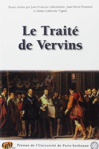 Le Traité de Vervins: LABOURDETTE ( Jean-François