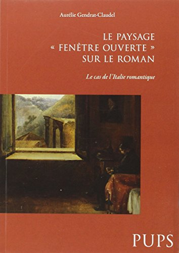 Le paysage, (French Edition)