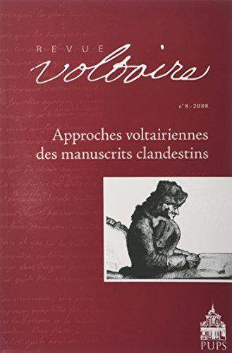 Revue Voltaire, N° 8 (French Edition): Collectif