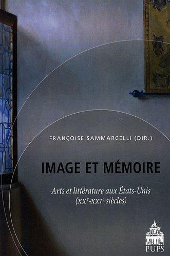 Image et mémoire (French Edition): Françoise Sammarcelli