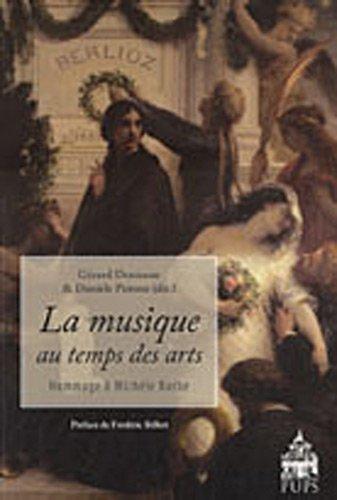 La musique au temps des arts Hommage a Michele Barbe: Denizeau Gerard